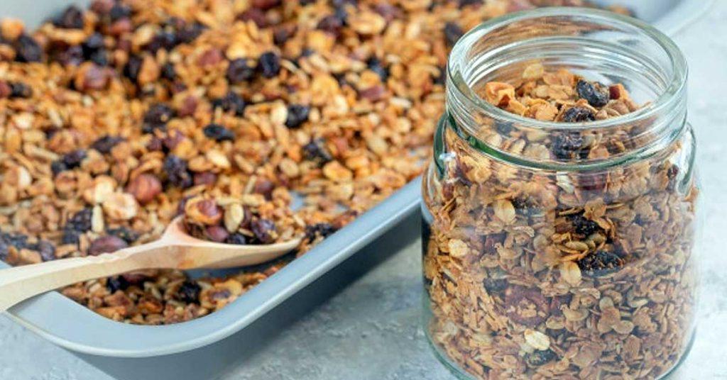 ¿Qué es la granola?