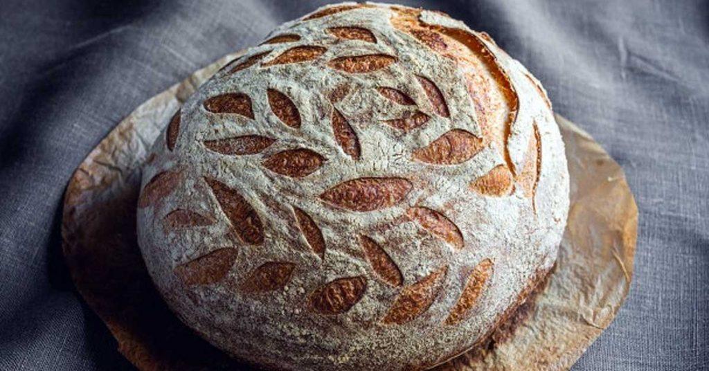 Algunos panes que se hacen con la receta de masa madre