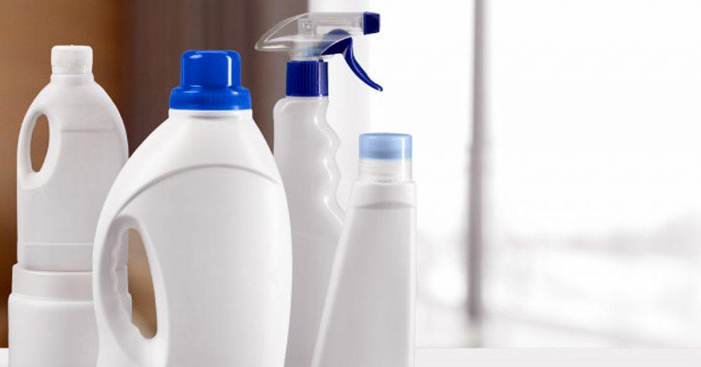 Cuidados al usar todos los tipos de productos de limpieza