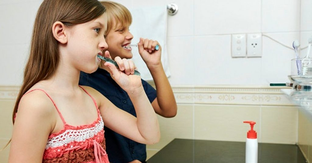 Hábitos de limpieza personal