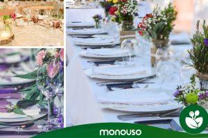 11 idee per decorare i tavoli del vostro ristorante