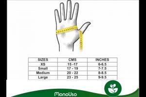 Come scegliere la taglia del guanto: scopritelo qui