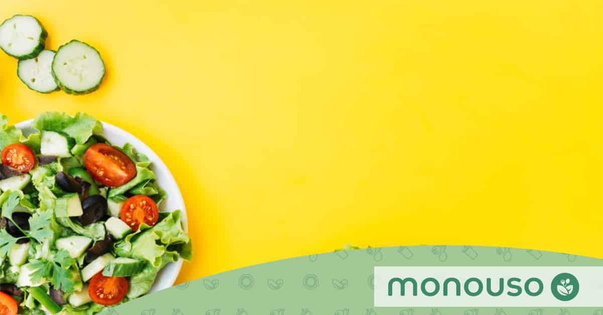 Come preparare insalate da portar via in perfetto stato