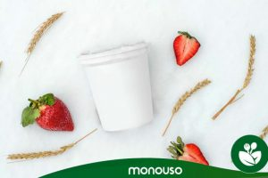 Qual è la capacità di un contenitore per yogurt?