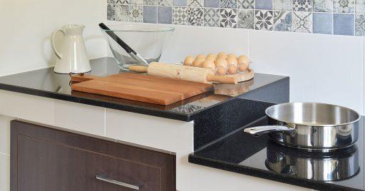 Diseño de cocina en forma de C