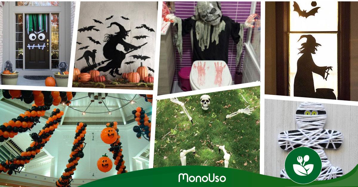 Travestire la casa per Halloween – Idee 2019