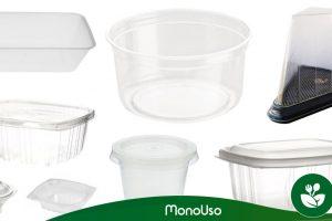 Tipi di imballaggi alimentari in plastica