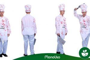 Cappello da cuoco di carta – Costume terrificante