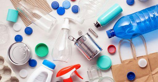 Productos que se pueden reciclar en casa