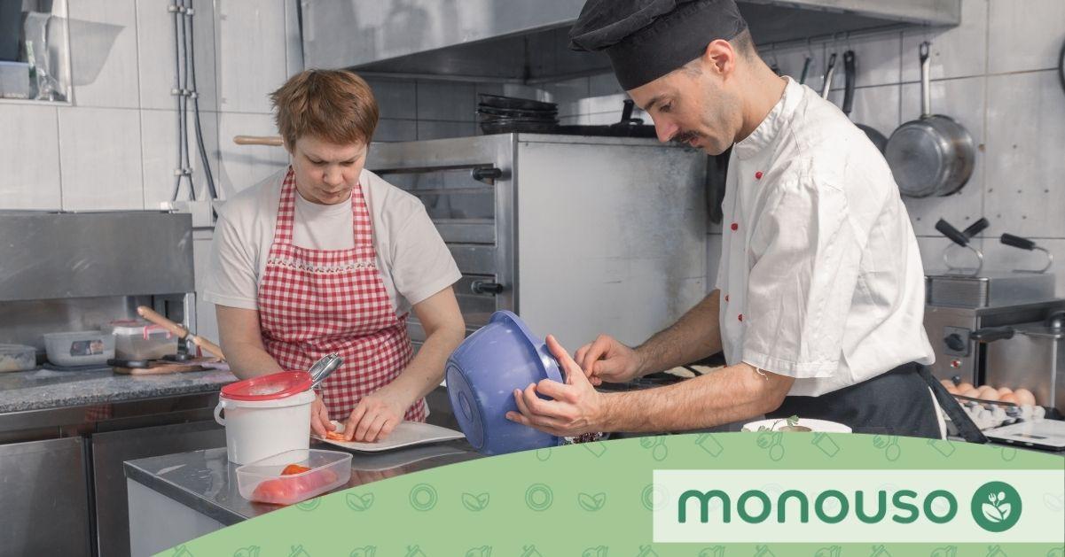 Salario di un aiutante di cucina: funzioni e altri dati