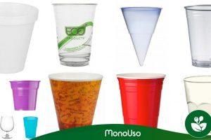 Come scegliere i bicchieri di plastica monouso ideali