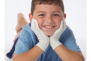 Guanti monouso per bambini: protezione sicura