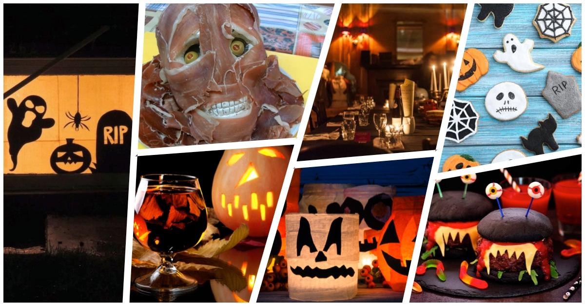 110 idee per ristoranti ad Halloween – Decorazione 2019