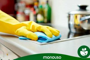 3 trucchi per lavare i panni da cucina