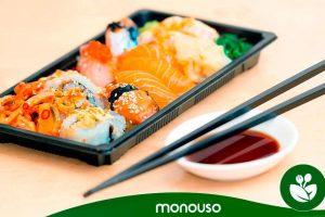 Top 3 prodotti per il sushi Monouso 2020